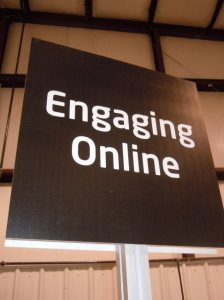 engaging online